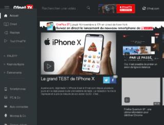lachainetechno.com screenshot