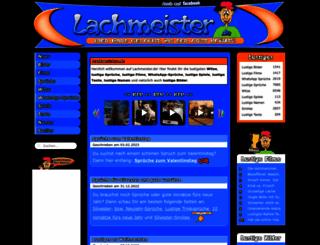lachmeister.de screenshot