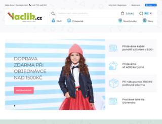 laclik.cz screenshot