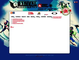 laclusaz-radikal.com screenshot