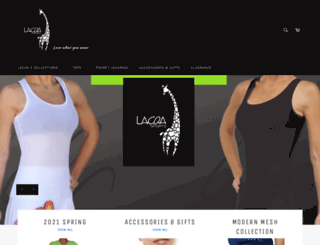 lacoasports.com screenshot