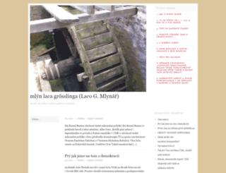 lacogroessling.wordpress.com screenshot