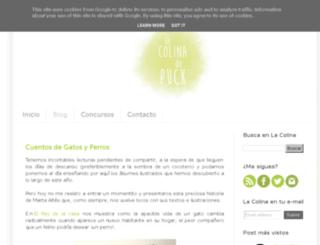 lacolinadepuck.blogspot.com.es screenshot