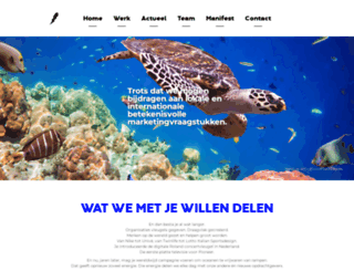 lacompagnie.nl screenshot
