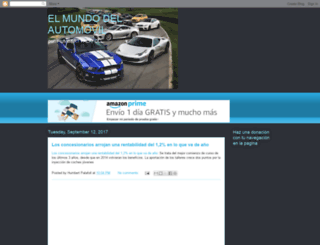 lacompradelvehiculo.blogspot.com.es screenshot
