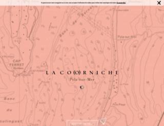 lacoorniche-pyla.com screenshot