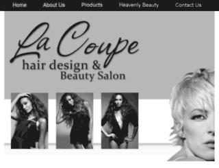 lacoupe.co.za screenshot