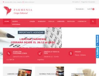 lacrujialibros.com.ar screenshot
