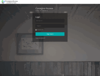lacs.consignoraccess.com screenshot