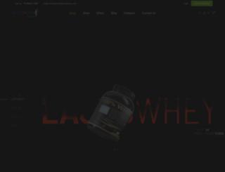 lactonovasport.com screenshot