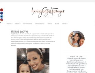 lacyg.com screenshot