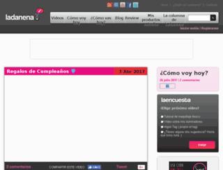 ladanena.com screenshot