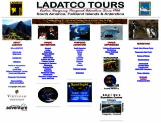 ladatco.com screenshot