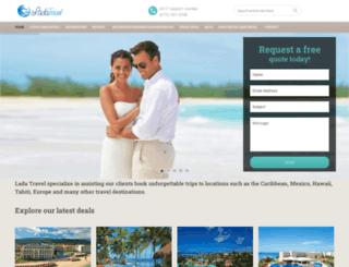 ladatravel.com screenshot