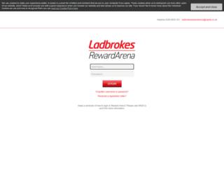 ladbrokes.orbitbenefits.com screenshot