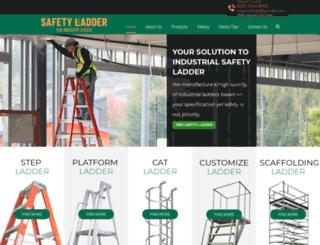 laddertech.com.my screenshot