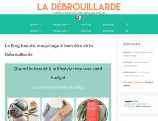 ladebrouillarde.com screenshot