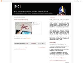 ladiacritica.blogspot.com screenshot