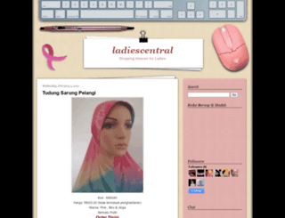 ladiescentral.blogspot.com screenshot