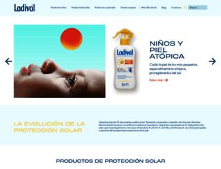ladival.es screenshot