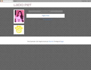 ladopet.blogspot.com screenshot