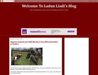 ladunliadi.blogspot.com screenshot