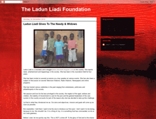 ladunliadifoundation.blogspot.com screenshot