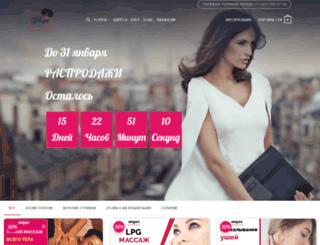 lady-salon.ru screenshot