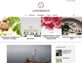 ladybirdln.com screenshot