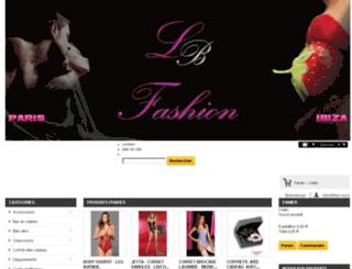 ladyboutique.shop-gratuit.com screenshot