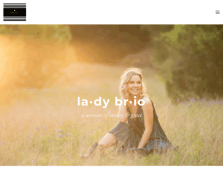 ladybrio.com screenshot