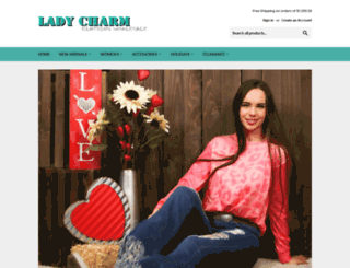 ladycharmonline.com screenshot