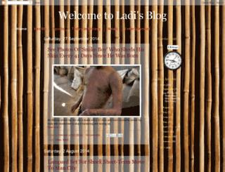ladyjad.blogspot.com screenshot