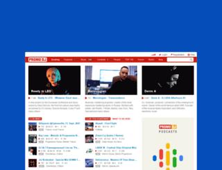 lae.promodj.ru screenshot