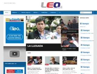 laestrelladeloriente.com screenshot