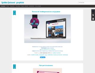 laetitia-guenand.blogspot.com screenshot