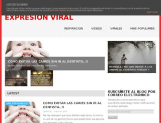 laexpresionviral.com screenshot