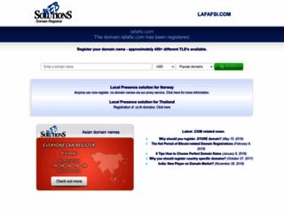 lafafsi.com screenshot