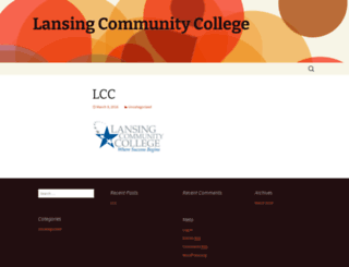 lafayette.lcc.edu screenshot