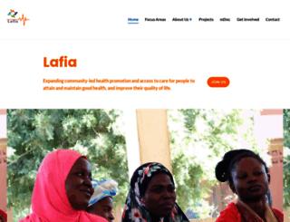 lafia.org screenshot