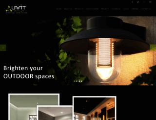 lafitlighting.com screenshot