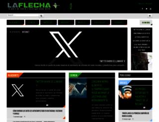 laflecha.net screenshot