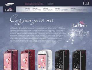 lafleur.elle.ru screenshot