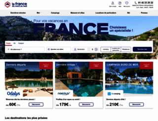 lafrancedunordausud.fr screenshot