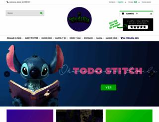 lafrikileria.com screenshot