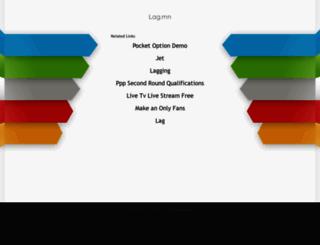 lag.mn screenshot