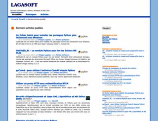 lagasoft.free.fr screenshot