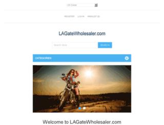 lagatewholesaler.com screenshot