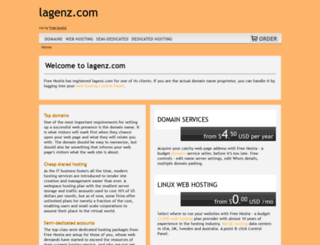 lagenz.com screenshot