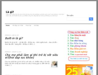 lagi.thietkewebtl.com screenshot